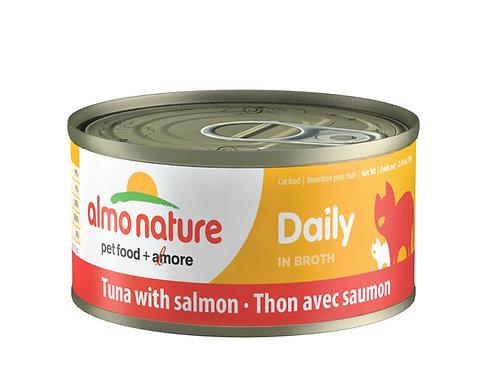 Thon et Saumon Almo Daily