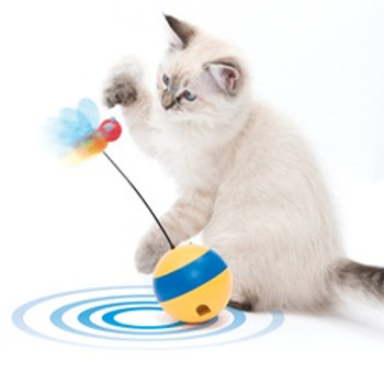 Abeille culbuto Catit Play pour chat
