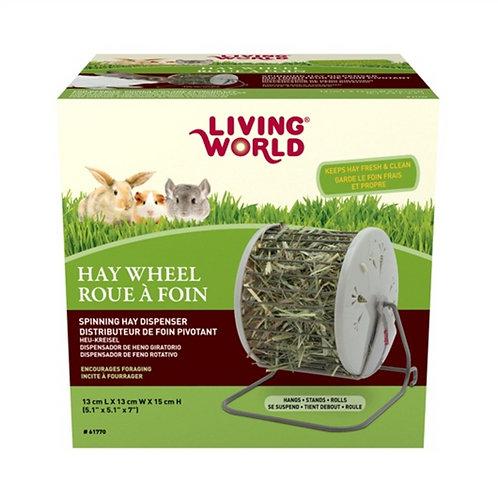 Distributeur de foin Living World pour rongeurs Animal Expert St-Bruno