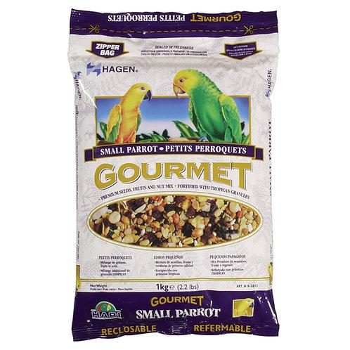 Mélange Gourmet Hagen pour petits perroquets