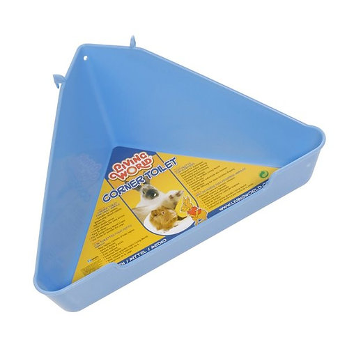 Coin-toilettage Living World pour hamsters Animal Expert St-Bruno