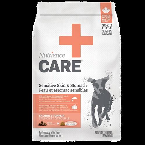 Peau et estomac sensibles Nutrience Care pour chien Animal Expert St-Bruno