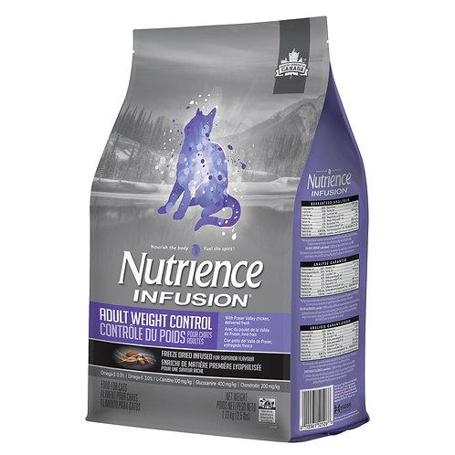 Nutrience Chat Adulte Contrôle du Poids Poulet