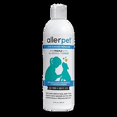 Lotion anti-allergies pour chien Allerpet