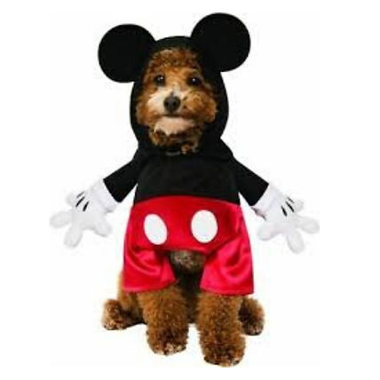 Costume Mickey Mouse Rubie's