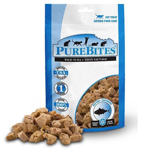 Gateries au thon sauvage pour chat Purebites Animal Expert St-Bruno