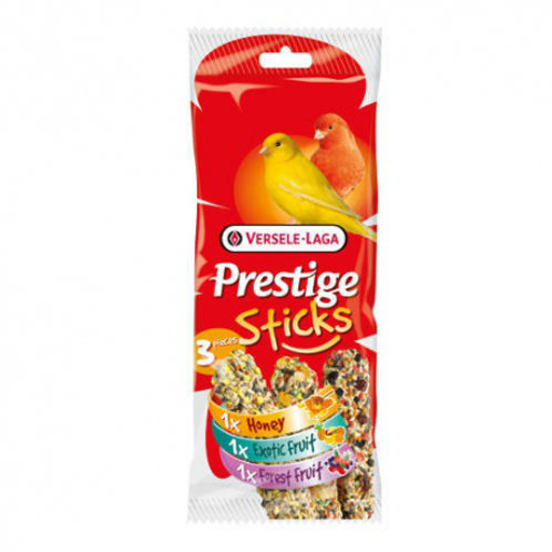 Prestige Sticks Canaris 3 saveurs