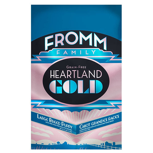 FROMM Gold Heartland Chiot Grande Race