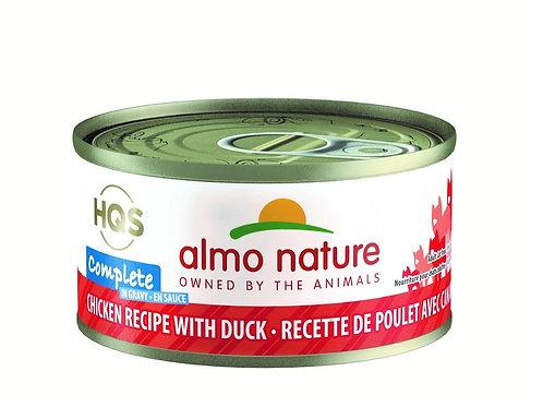 Poulet et Canard en sauce Almo HQS Complete