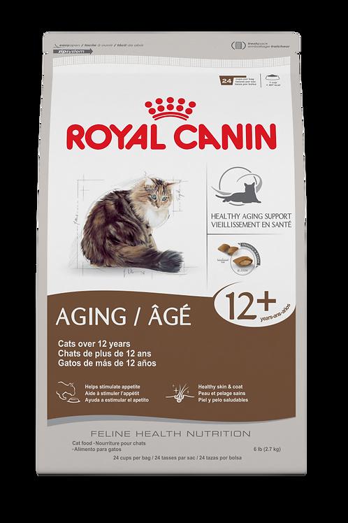 Royal Canin Chat Âgé 12+