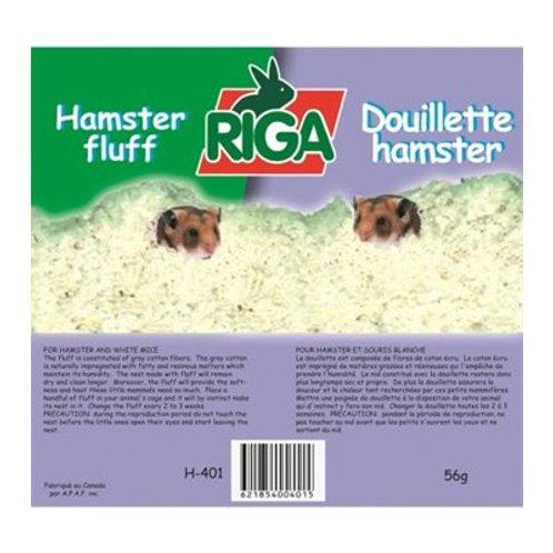 Douillette pour Nid Hamster Riga