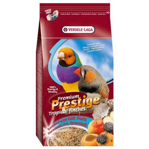 Premium Grains Oiseaux Exotiques
