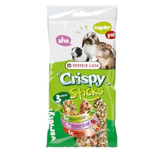Crispy sticks Versele Laga pour rongeurs Animal Expert St-Bruno