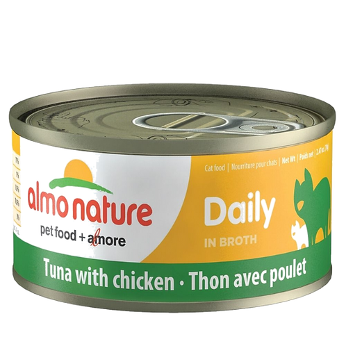 Thon-poulet-Almo-Daily-chat-Animal-Expert-St-Bruno