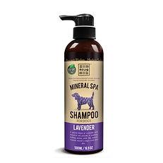 Shampooing à la lavande mineral spa Reliq