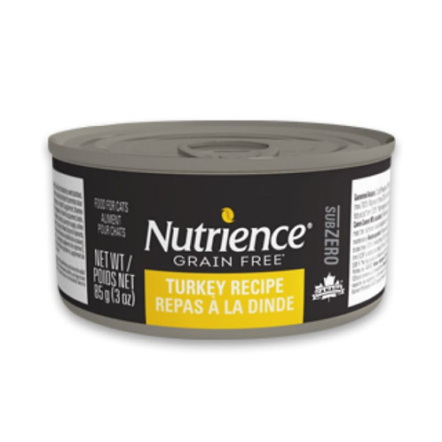 Repas a la dinde Nutrience pour chien Animal Expert St-Bruno
