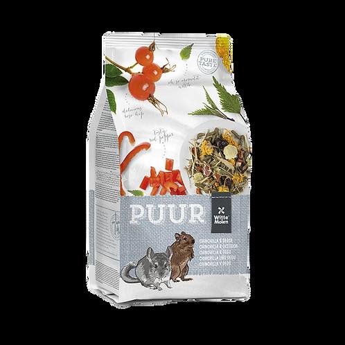 Muesli gourmet-Witte-Molen-chinchillas-degues-Chili-Animal-Expert-St-Bruno