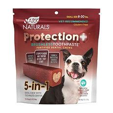 Dentifrice sans brosse Ark Naturals chien 8-20 lbs
