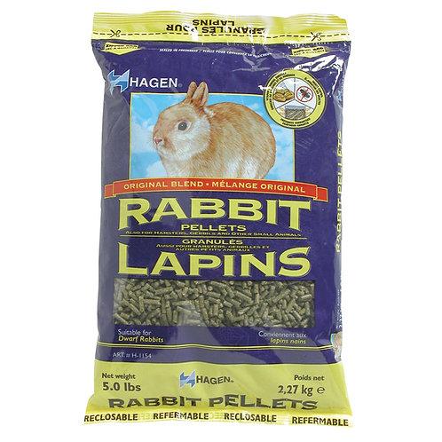 Aliment en Granulé pour Lapins