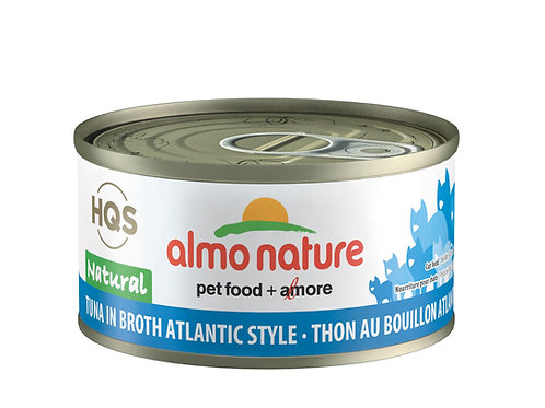 Thon de Atlantique HQS Natural Almo Nature