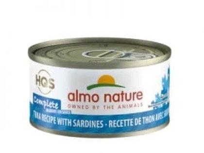 Thon et Sardine en sauce Almo HQS Complete