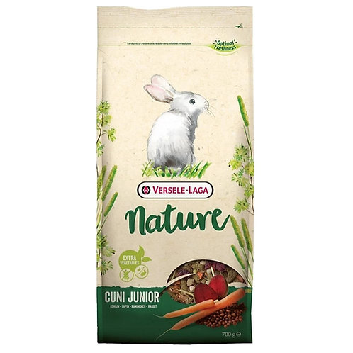 Nature cuni junior Versela Laga pour lapin Animal Expert St-Bruno