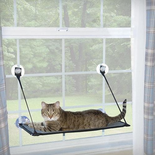 Hamac de fenetre Kitty Sill pour chat Animal Expert St-Bruno