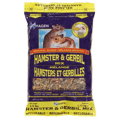 Nourriture Hagen pour Hamster et Gerbilles