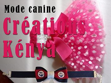 Création Kénya Mode canine