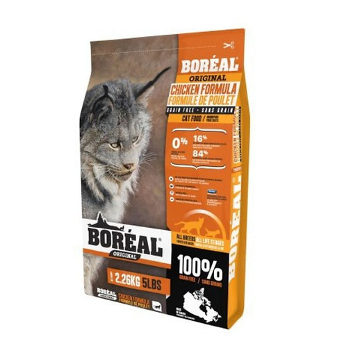 Poulet-sans-grains-Boreal-chat-Animal-Expert-St-Bruno
