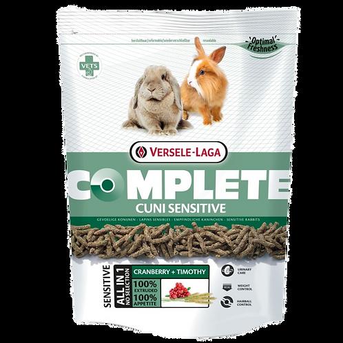 Aliment complete cuni sensitive pour lapin sensible Versele Laga Animal Expert St-Bruno