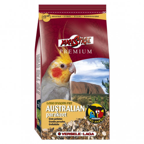 Premium Grains Perruches Australiennes