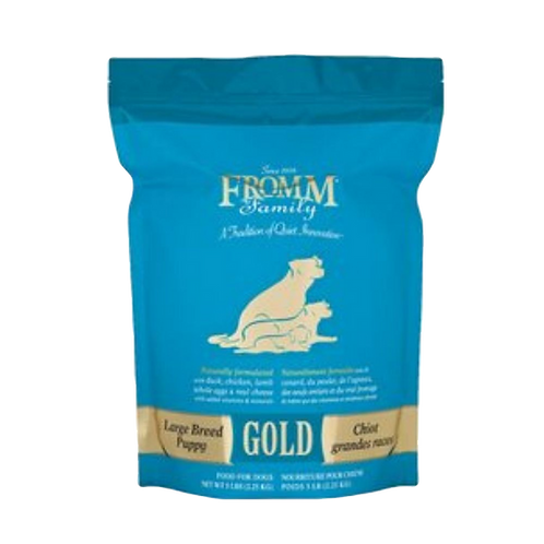 Gold FROMM chiot grande race