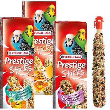 Prestige sticks pour oiseaux