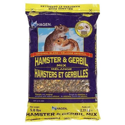 Mélange de Base EVM Pour Hamsters et Gerbilles