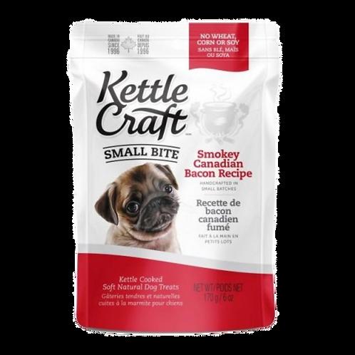Bouchees-bacon-Kettle Craft-chien-Animal-Expert-St-Bruno