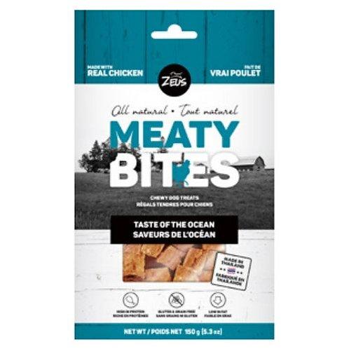 Bouchées Meaty Bites Zeus Saveurs de L'océan