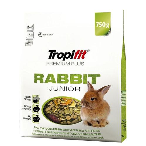 Nourriture pour lapin junior Tropifit Animal Expert St-Bruno