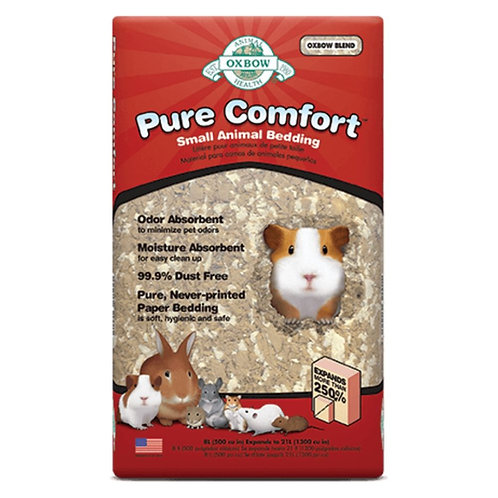 Litiere mixte pure comfort rongeurs Oxbow Animal Expert St-Bruno