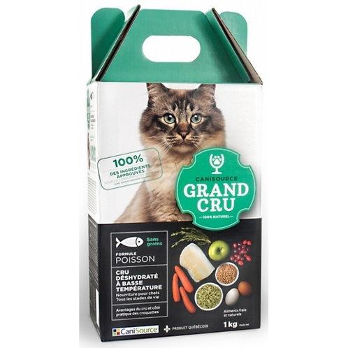 Grand Cru Chat Poisson Sans Grains