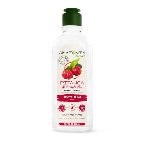 Shampooing pitanga Amazonia Pet Care pour chien chat Animal Expert St-Bruno
