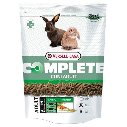 Aliment complete cuni adult pour lapin Versele Laga Animal Expert St-Bruno
