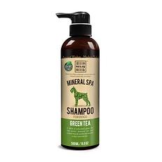 Shampooing au thé vert mineral spa Reliq