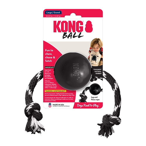 Balle-corde-Kong-chien-Animal-Expert-St-Bruno