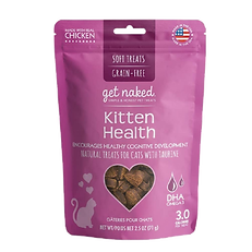 Gâteries pour chatons Get Naked