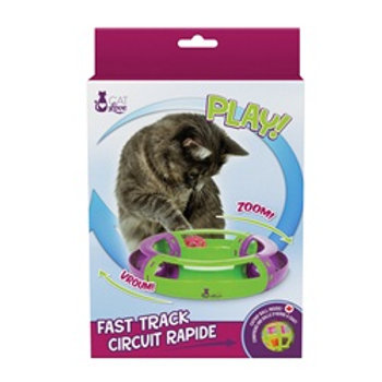 Circuit rapide Play Cat Love pour chat