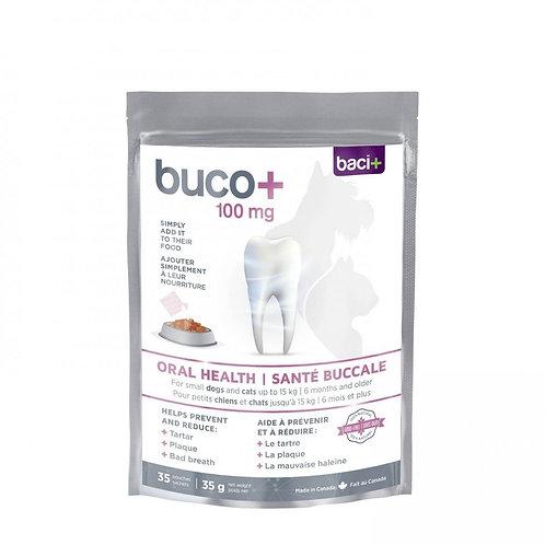 Buco +, santé buccale pour chien et chat