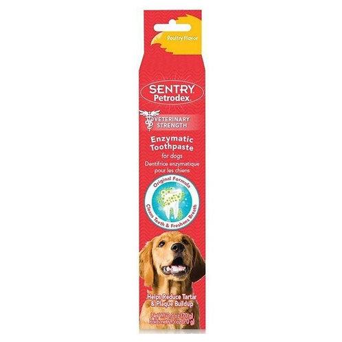 Dentifrice saveur poulet Petrodex Sentry pour chien Animal Expert St-Bruno