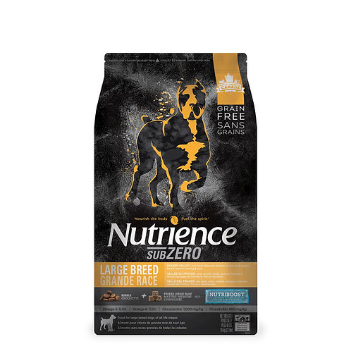 Nutrience Chiens de Grande Race Vallée du Fraser
