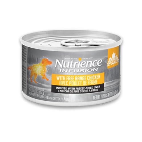 Nutrience Poulet de Ferme pour chien Animal Expert St-Bruno